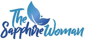 The Sapphire Woman – Dr. Carleah East (727) 687-0831 Logo